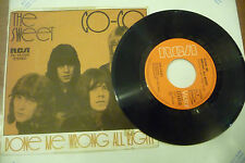 "THE SWEET""CO CO-disco 45 giri RCA Germany  1972"" GLAMROCK"