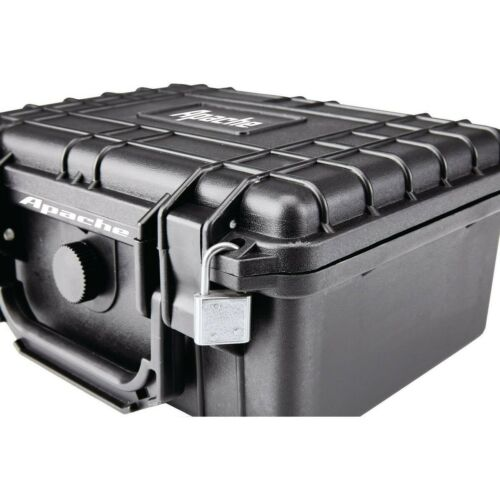 Apache 3800 Weatherproof Protective Case watertight 16-5//16 in IP65 Rated