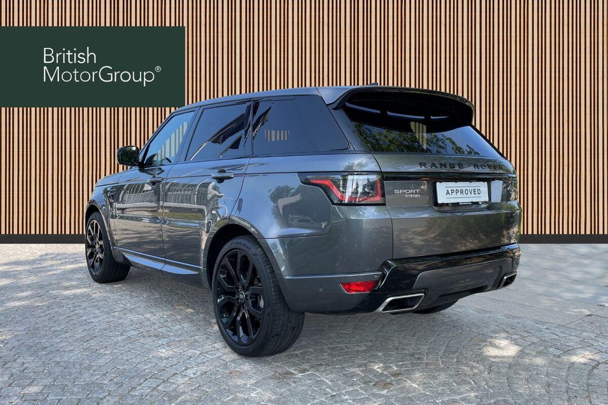 Land Rover Range Rover Sport SDV6 HSE aut.