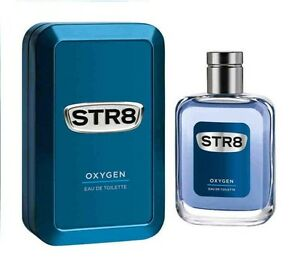 Str8 Oxygen By Sarantis Edt Eau De Toilette For Menherren Parfum