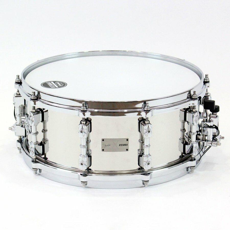 Tama Yoshiki X-Japan Signature TAMA-H-YKB Drumstick Pair Length 398 mm Diameter 14.3 mm Black