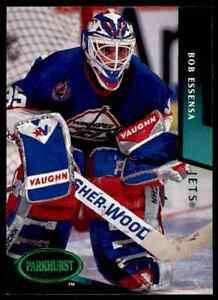 1993-94-Parkhurst-Emerald-Ice-Bob-Essensa-234