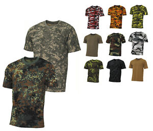 NEU-US-T-Shirt-Streetstyle-halbarm-BW-kurzarm-Bundeswehr-Unterhemd-S-3XL