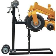 MAINTENANCE STAND - Riding Mowers & Lawn Tractors - 400 lbs Capacity Commercial