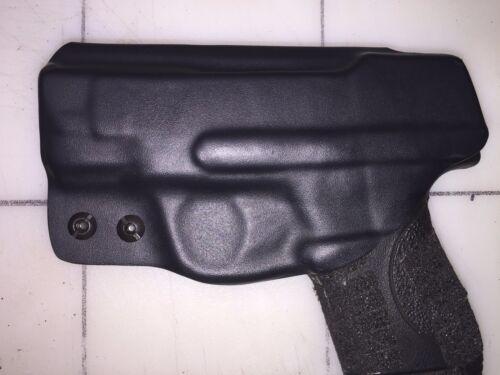 Adjustable Retention S/&W M/&P Shield 9 or 40 IWB Holster 15 Deg Cant
