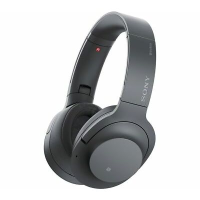 SONY WH-H900N Wireless Bluetooth Noise-Cancelling Headphones - Black - Currys