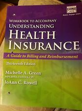 Student Workbook for Green's Understanding Health Insurance: a Guide to Billing