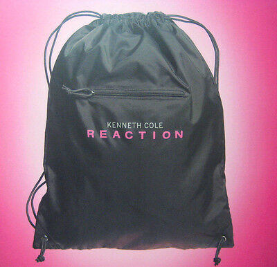 Kenneth Cole Reaction Drawstring Backpack (NEW - NO BOX - NO TAGS)