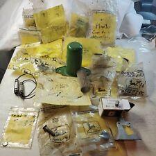 Vintage John Deere Lot Of Miscellaneous Parts New Old Stock Genuine Deere