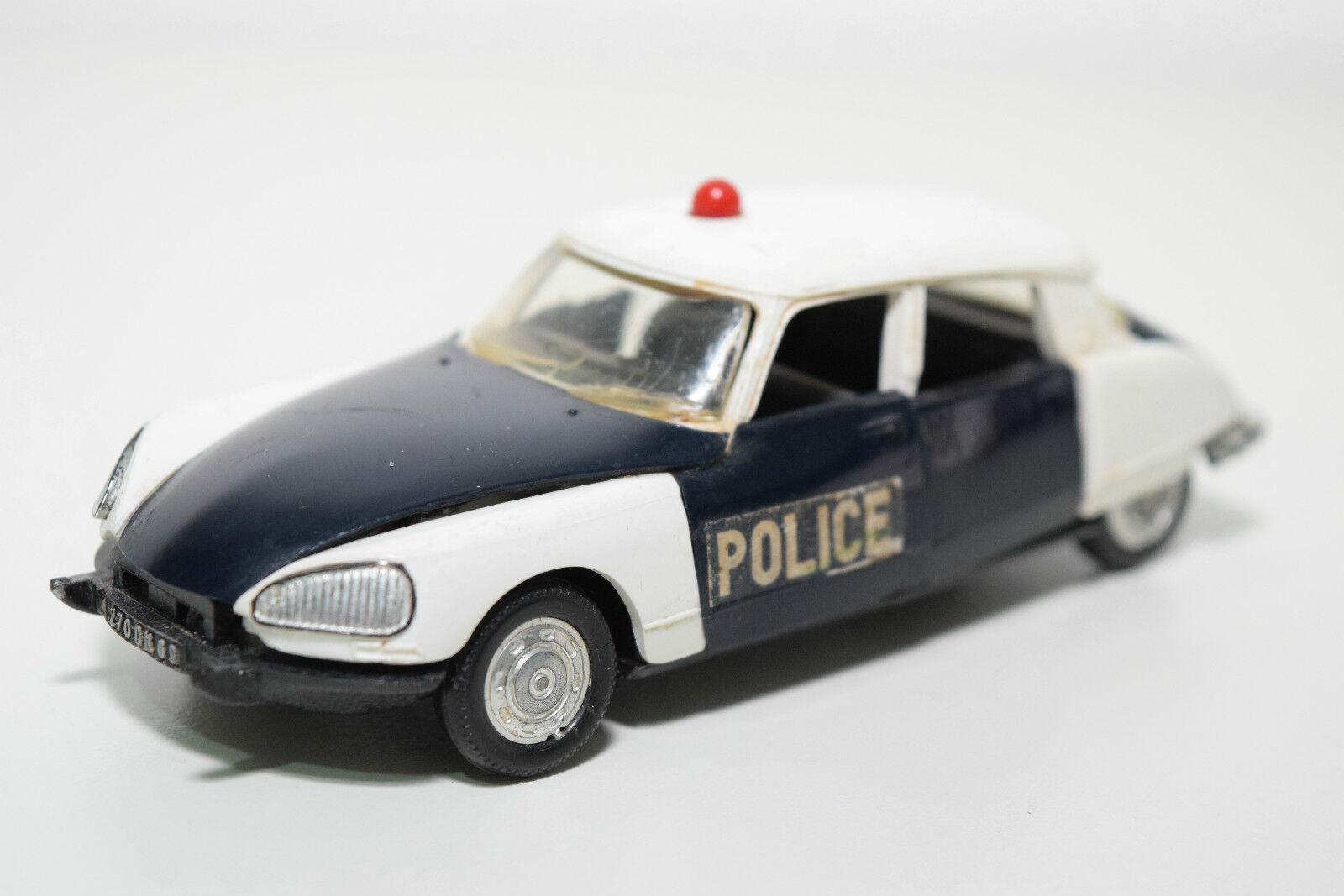 oferta de tienda NOREV PLASTIC 158 CITROEN DS 21 POLICE EXCELLENT EXCELLENT EXCELLENT CONDITION  precio al por mayor