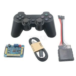 32-Channel-Servo-Control-Board-amp-Robot-PS2-Controller-amp-Receiver-Handle-X