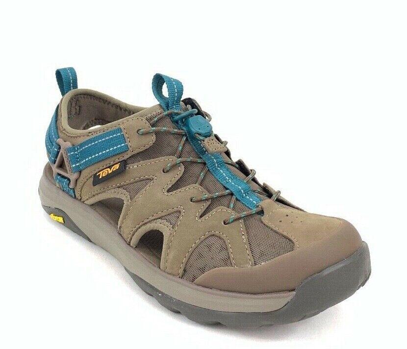 Teva Teva Teva Women's Terra-Float Active Waterproof Leather Quick-lace Hiking shoes c5fda4