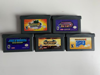 Various Games - GameBoy Advance, GameCube, GameBoy Color