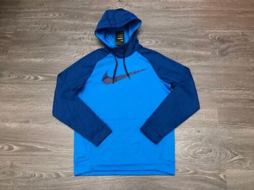 886060885630 M Colorblock entrenamiento con Nuevo sudadera fit 905659 de Therma capucha azul Nike 435 Hombres BSwAqp