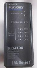 Invensys Foxboro Fem100 Fieldbus Expansion Module Ia Series P0973ca Brand New