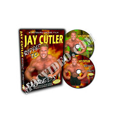 JAY CUTLER RIPPED TO SHREDS Bodybuilding DVD 2005 Mr Olympia Prep! IFBB NPC BEEF