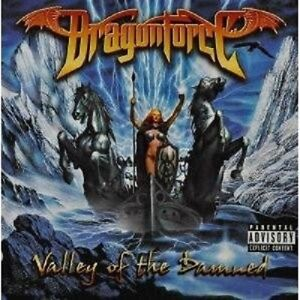 Dragonforce-034-Valley-of-the-Damned-2010-EDT-034-CD-DVD-NUOVO