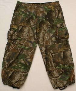 NWT new RealTree EDGE CAMO Cargo Pants Mens M L XL 2XL or 3XL hunting 6-Pocket