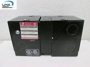 HAMMOND-EE2G-CONTROL-TRANSFORMER-TRANSFORMER-50VA-120V-60Hz-24V-50Hz