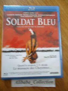 Blu-Ray-Bluray-Soldado-Azul-Guerra-Secesion-Western-Indio-Nelson-Raro
