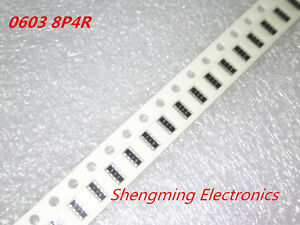 60x SMD 330R Ω 330 Ohm Resistor Networks Widerstandsnetzwerke SOIC-16 Bourns