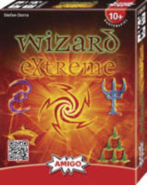 Amigo Kartenspiel WIZARD extreme Familienspiel