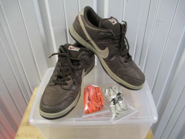 Size 12 - Nike SB Dunk Low Pro Gray for sale online | eBay