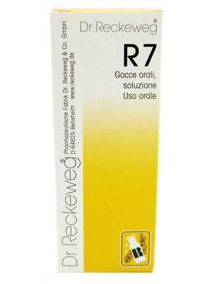 Dr  Reckeweg R7 Liver and Gallbladder Drops 50ml Homeopathic Remedy | eBay
