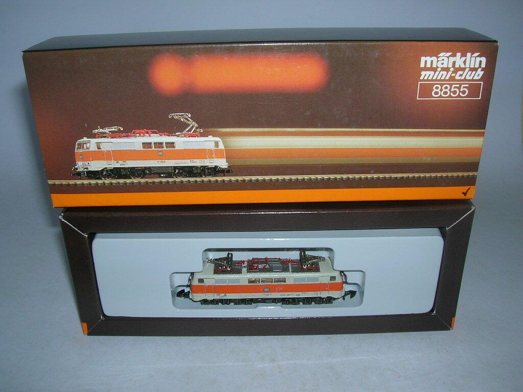 marklin miniclub 1 220 Traccia Z elektrolokomotive BR 111 DELLE DB ART 8855