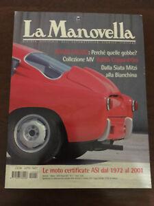LA MANOVELLA n. 2 Marzo 2002 - Dalla Mitzi alla Bianchina, Abarth Zagato