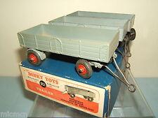 DINKY TOYS No.951/551  3 X  TRAILER  ( TRADE BOX)   VN MIB