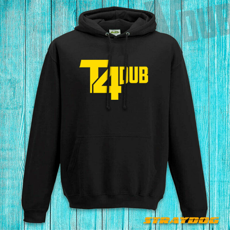 T4 Transporter T4 DUB Heavy Hoodie - Ideal Gift For VW T4 Owners