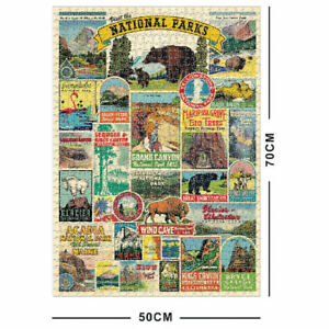 1000-Piece-Jigsaw-Puzzle-National-Park-Adults-Teens-Educational-Toy-Puzzles-Gift