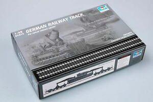 Trumpeter-1-35-00213-German-Railway-Track