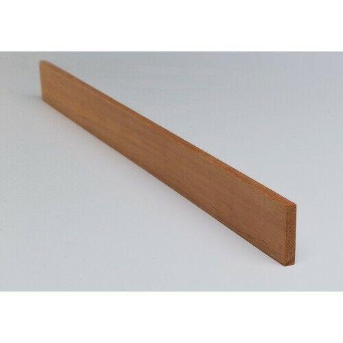 Holzleiste Khaya Mahagoni gehobelt 8//20//1020 mm
