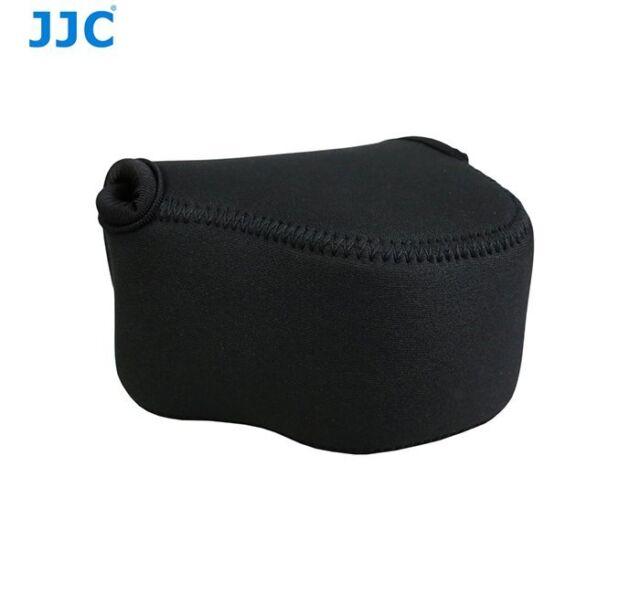 JJC OC-C1BK Neoprene Camera DSLR Pouch Case Bag for Canon Nikon Sony Olympus etc