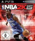 NBA 2K15 (Sony PlayStation 3, 2014, DVD-Box)