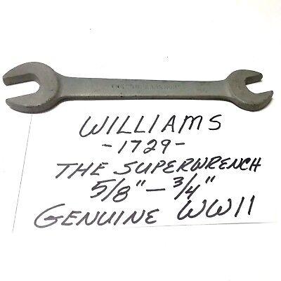 """Bonney Wrench WWII for G503 Willys Jeep Tool Kit 9//16/"""" x 11//16/"""" Genuine WW2"""