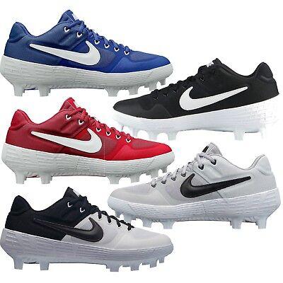 e455923023e056 Nike Alpha Huarache Elite 2 Low MCS Cleats Men s Baseball Lifestyle Comfy  Shoes