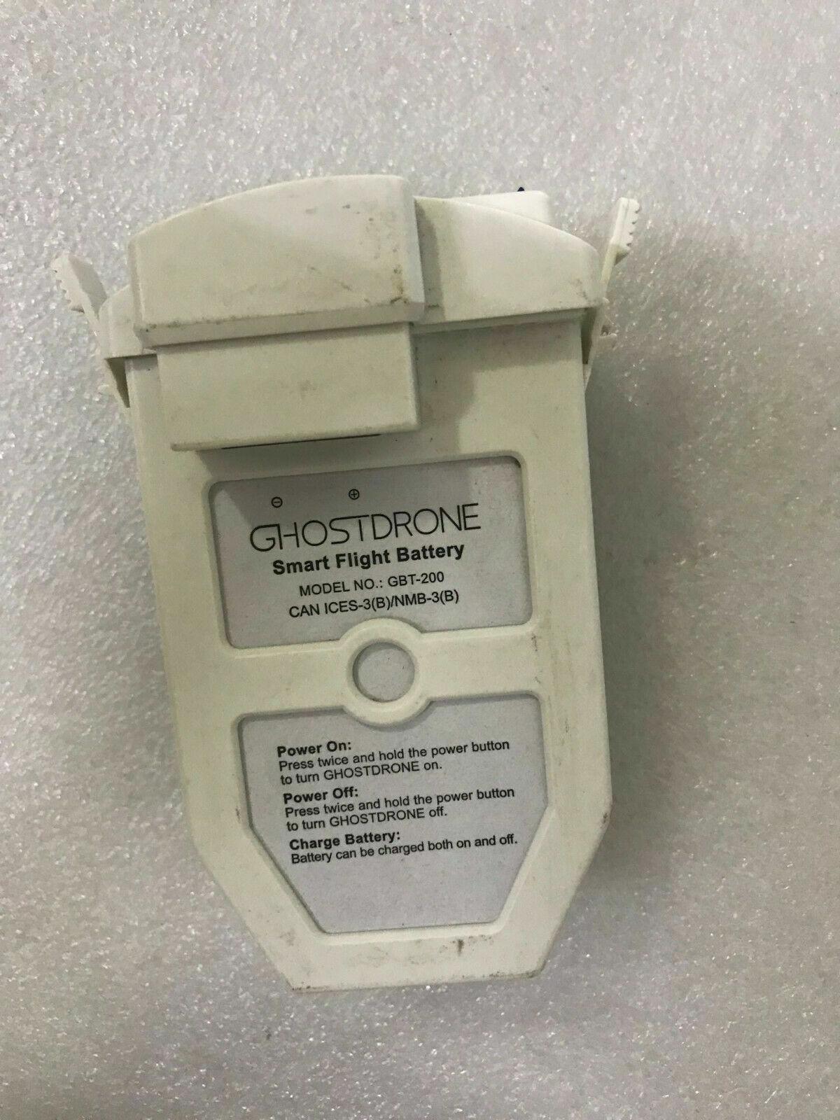 GBT-200 Original 4500mAh 67Wh 14.8V EHANG Battery For Ghostdrone 2.0 - WHITE