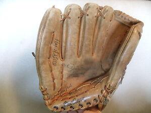 Personal narrative baseball glove