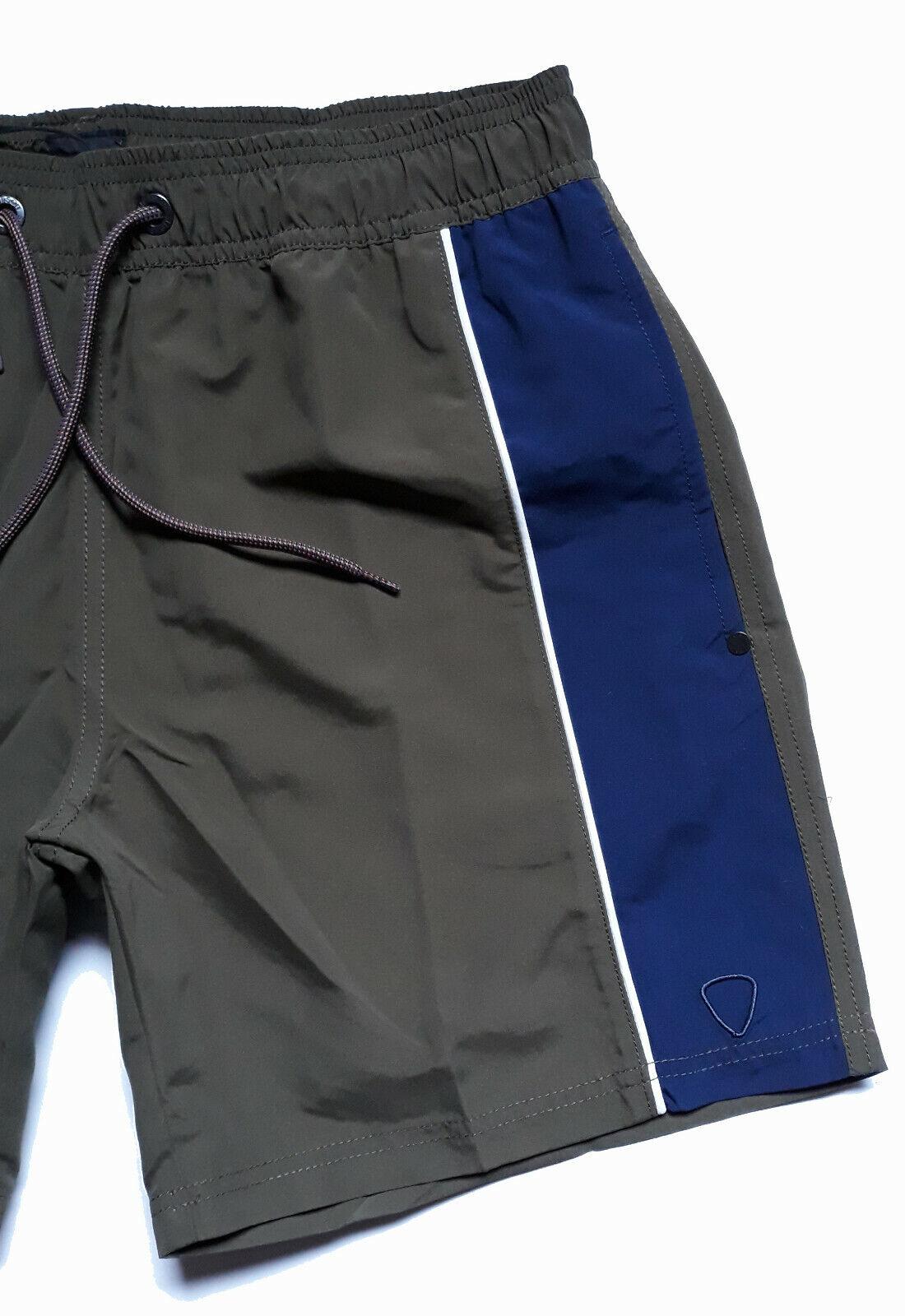 Strellson Badehose Gr. S S S 4 oliv blau 439 Badeshorts Boardshorts Swim Shorts    Sonderaktionen zum Jahresende    Angemessene Lieferung und pünktliche Lieferung    Lebensecht  507b0e