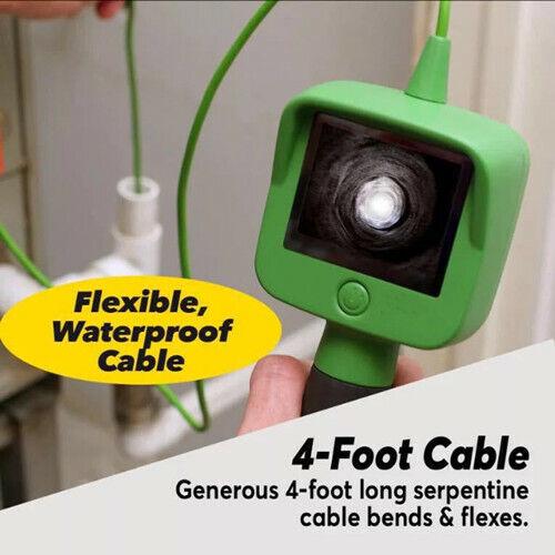 Neue Mikro-Inspektionskamera Wasserdichte 1080p HD-Endoskop-Handkamera