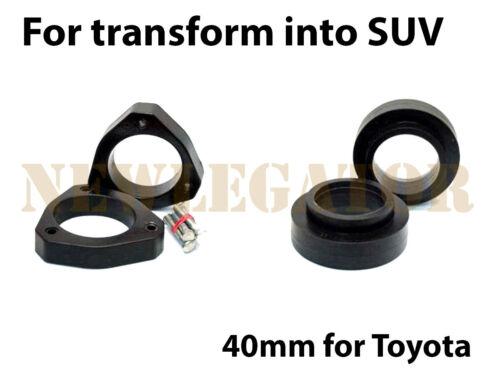 Complete leveling Lift Kit 40mm for Toyota Rav4 1994-2000 1997-2003