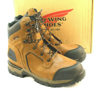 New RED WING 2401 Size 14 EE Safety Toe