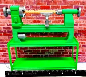 Wood-Lathe-Model-1-10-scale-Shop-Garage-RC-Rock-Crawler-Doll-House-Accessories