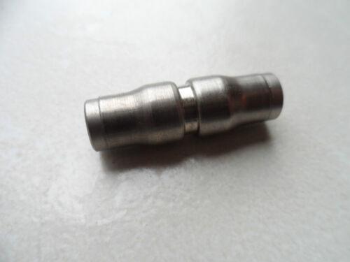 LEGRIS 36060400 Equal Connector Tube OD 4mm Union double égale Ø4