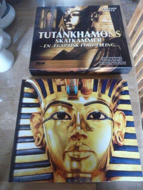 Tutankhamon skatkammer en Ægyptisk fortælling., Jaromir