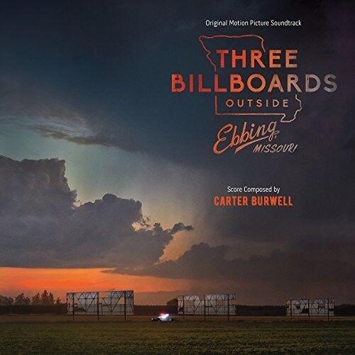 Carter Burwell - Three Billboards Outsides Ebbing Missouri (Original Soundtrack)