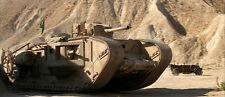 "1/35 Arvey 3010 German Mk VII Heavy Tank ""Hatay Special"" 10"" Resin Model Kit"